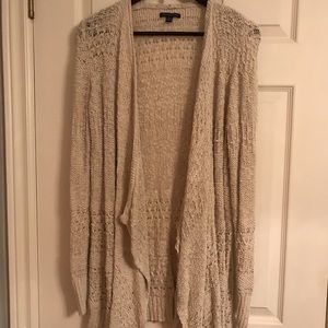 American Eagle Knitted Cardigan (L)